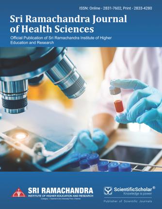Sri Ramachandra Journal of Health Sciences
